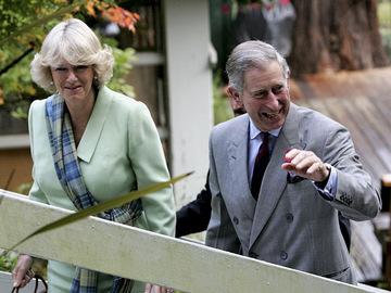 Принц Чарльз і Камілла Паркер-Боулз
