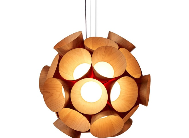 світильник-кульбаба