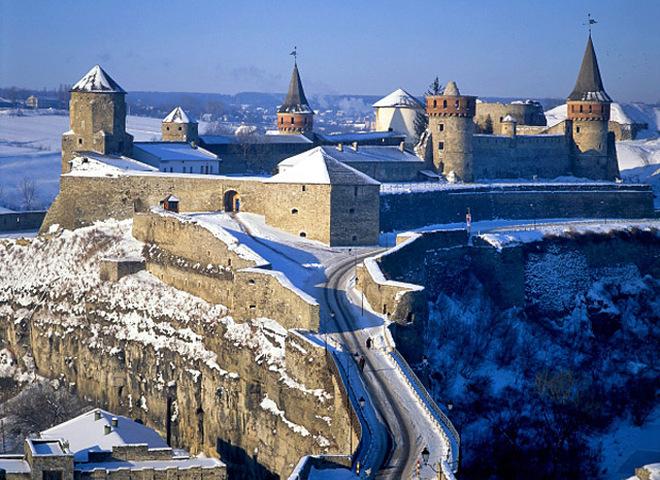 День Святого Валентина: Кам'янець-Подільський (фортеця)