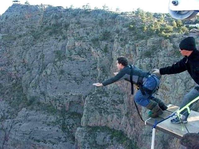 7 самых высоких банджи-прыжков: Royal Gorge Bridge (США)