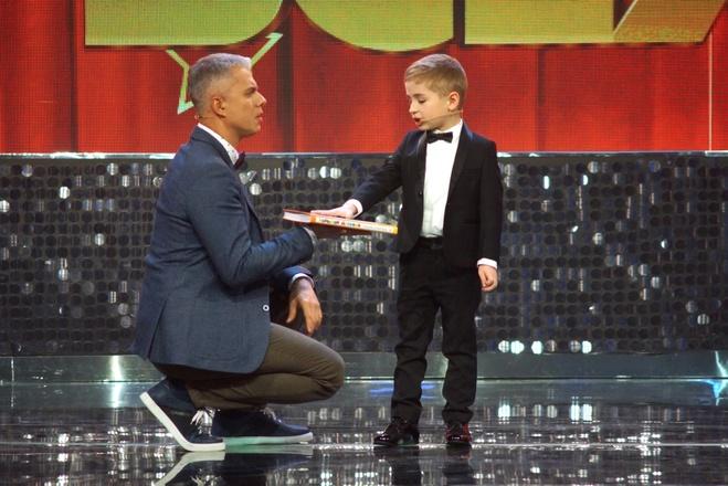 Борис Бурда вступит в интеллектуальный баттл с 6-летним вундеркиндом