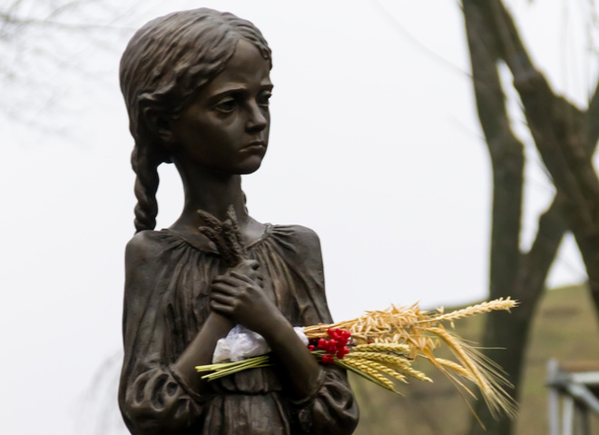 Дні пам'яти жертв Голодомора