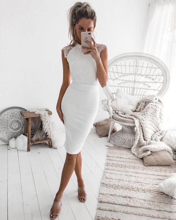 """""""Короче, юбку покороче"""": 20 абсолютно неймовірних суконь міні для нареченої"""