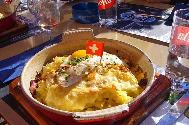Гурман: что попробовать в Швейцарии