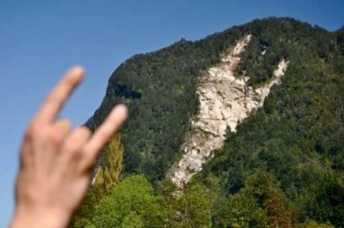 """""""Крутая"""" гора"""