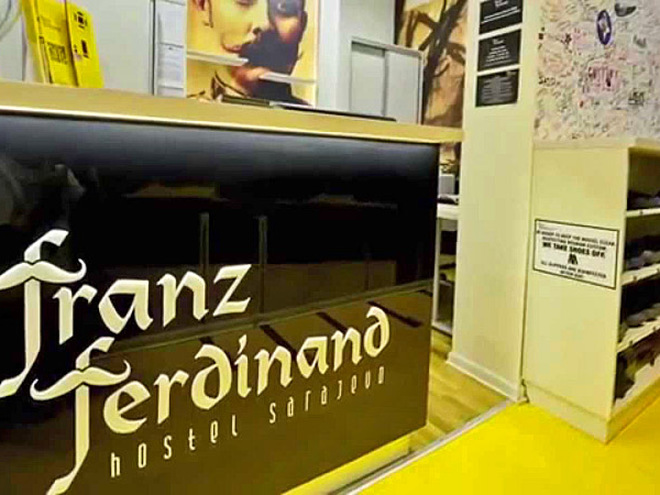 Franz Ferdinand Hostel - Сараєво, Боснія