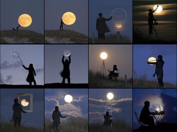 Лунное творчество