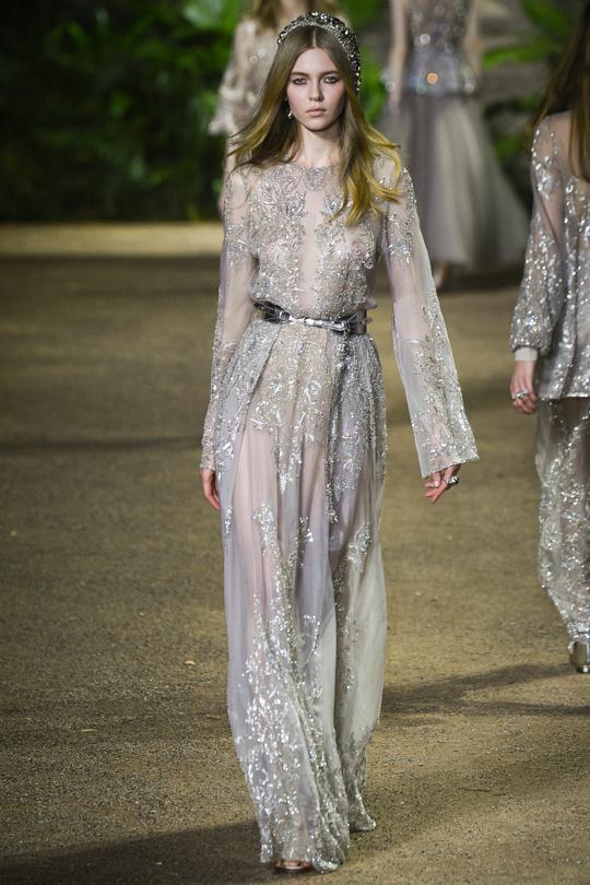 Elie Saab Couture Весна-2016