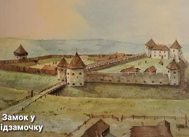 Замки Тернопольщины