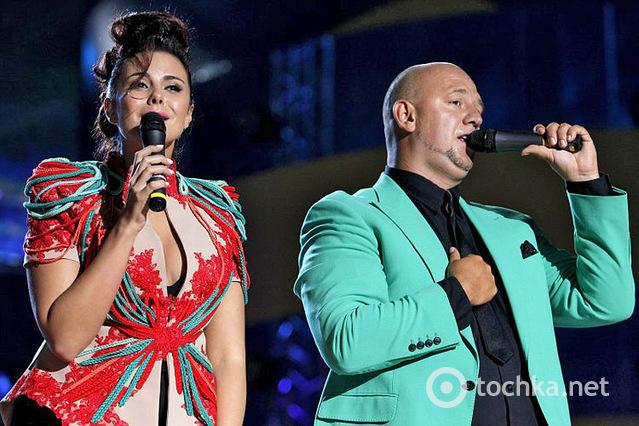 Праздничный концерт ко Дню Независимости в Киеве
