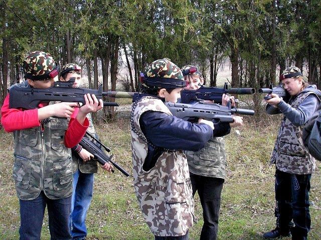 Военный туризм в Украине: компания «Крымвоентур»