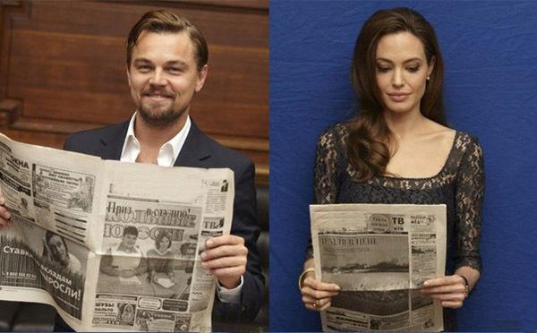 Пиарчик Челябинской газеты. Прикол