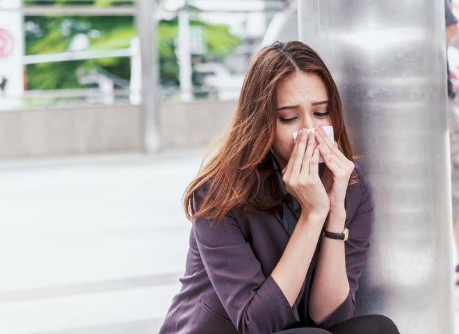 Сезонна алергія: причини, симптоми, як лікувати