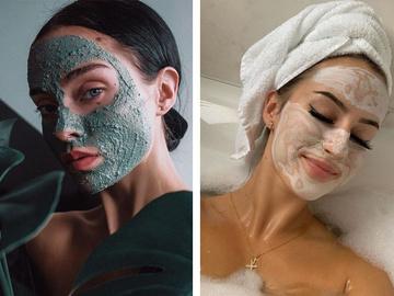 Кращі маски с желатином для обличчя