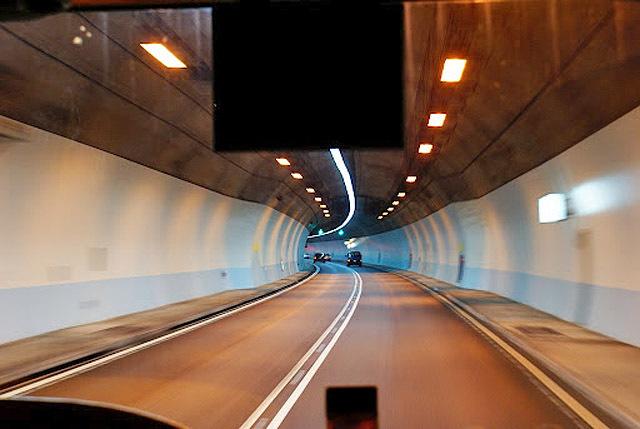 Найдовші автомобільні тунелі світу: Автодорожній тунель Суешан, Тайвань