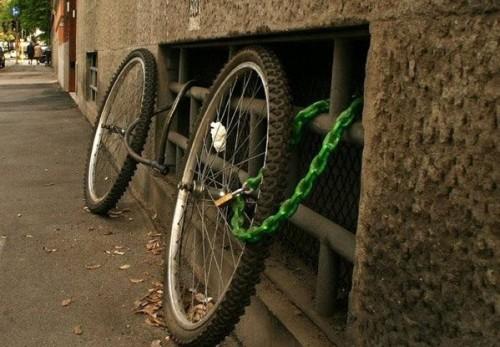 Велосипедист, бди!!