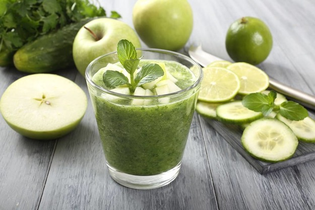 Напитки для ускорения пищеварения