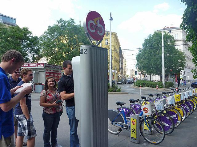 Где рай для велосипедистов: Вена