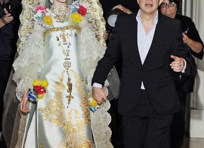 Christian Lacroix: трагедия haute couture