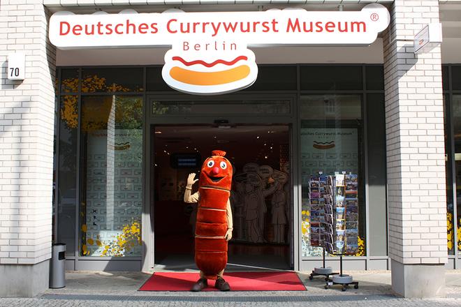 Дивовижні музеї їжі: «Каррівурст», Берлін, Німеччина