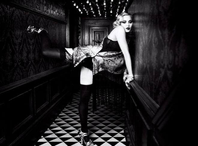 Вчіться діти: Мадонна знялася у відвертій фотосесії для глянцевого журналу