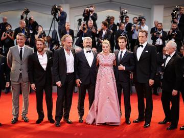 Венецианский кинофестиваль: лучшие образы с церемонии
