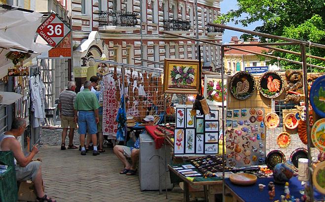 Як розводять туристів в Україні