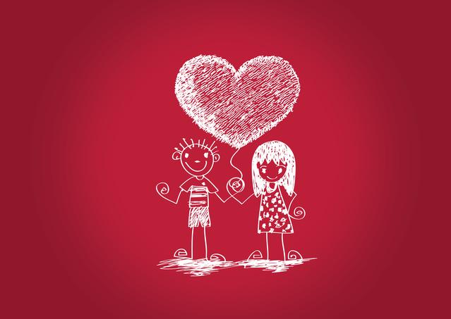 Милые открытки на день Св. Валентина