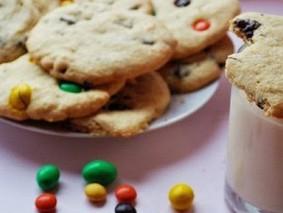 Американское печенье.