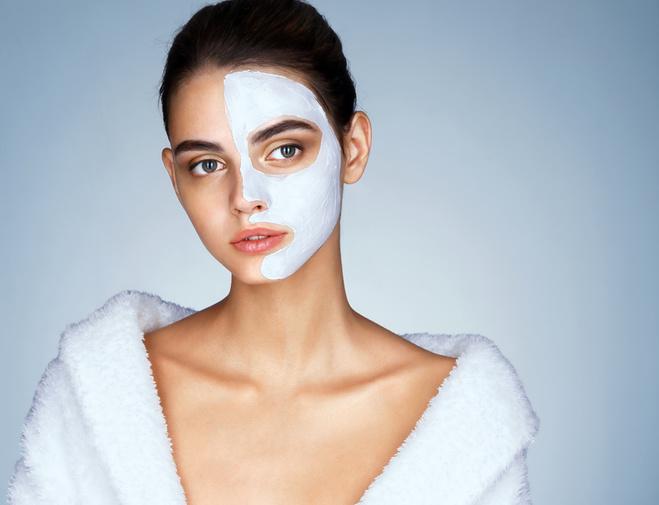 Як привести шкіру обличчя в порядок