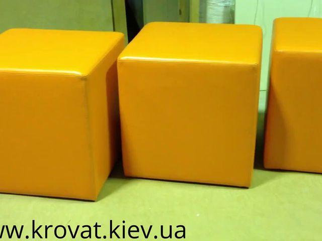Оранжевые пуфики на заказ смотреть онлайн бесплатно. видео, .