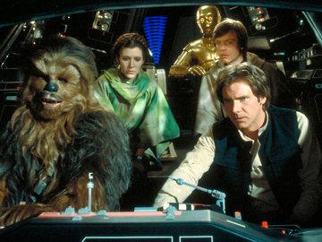 """""""Зоряні війни. Епізод VI: Повернення джедая"""""""