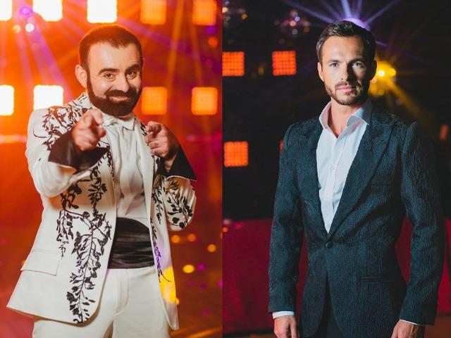 Арам Арзуманян и Сергей Мельник