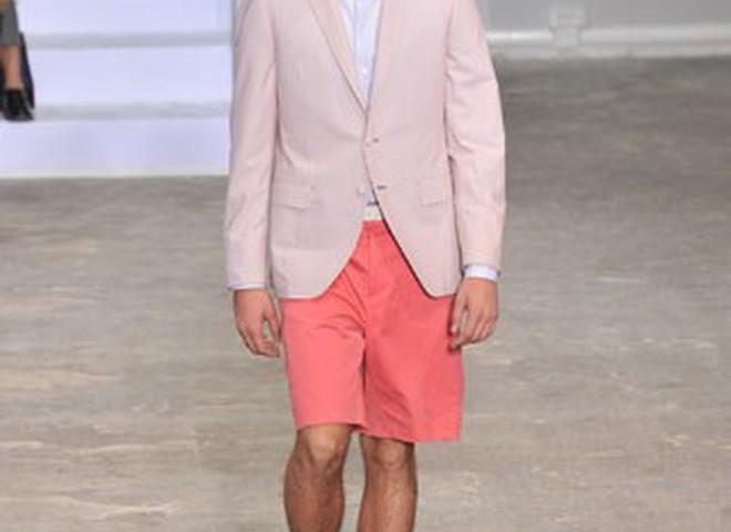 П'ять головних трендів чоловічої моди весна-літо 2009