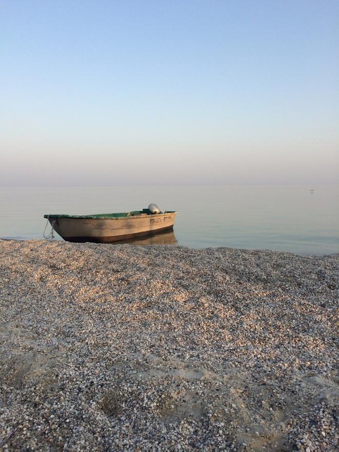 Необитаемый остров Джарылгач