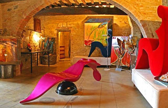 Готелі, в яких турист зобов'язаний провести ніч: готель Residenza d'Arte