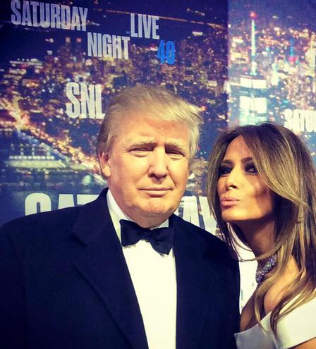 мелания трамп и дональд трамп история знакомства