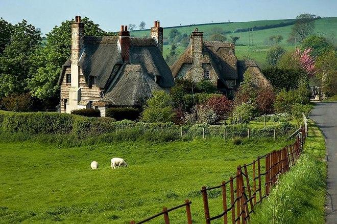 В гостях у сказки: графство Девоншир