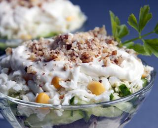Салат из морской капусты с картофелем рецепт с фото очень вкусный
