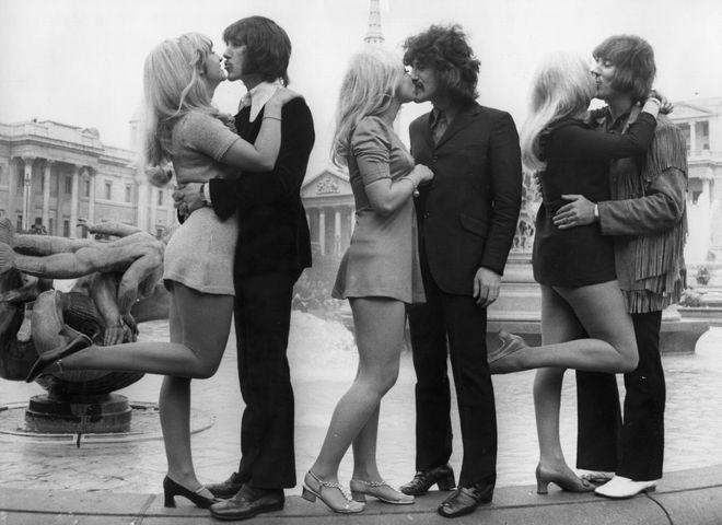 Французький поцілунок - це зрада?