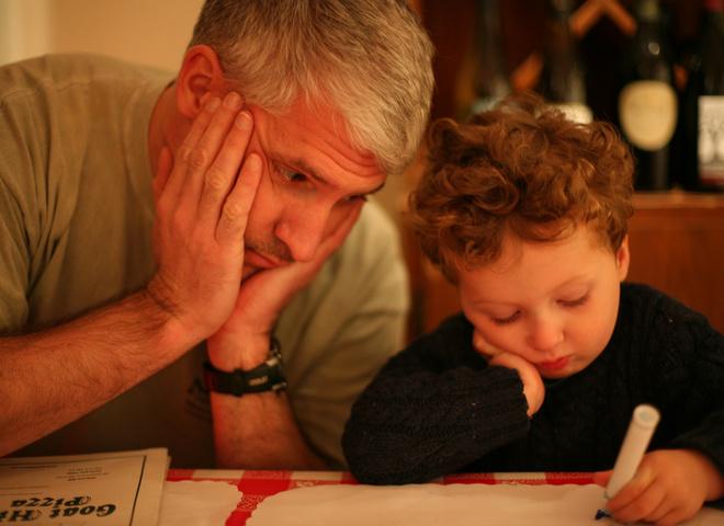 Никогда не ругай ребенка за плохие оценки