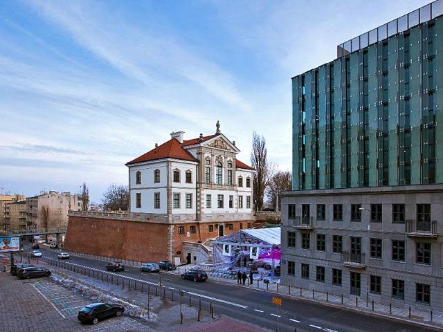 Музеи Варшавы: музей Фредерика Шопена в Варшаве