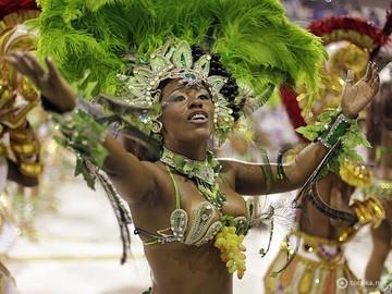 Карнавал в Ріо-де-Жанейро