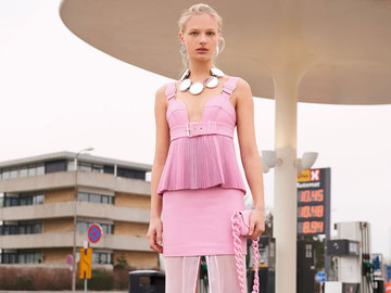 Як носити один колір: 3 важливі уроки від модного будинку Givenchy