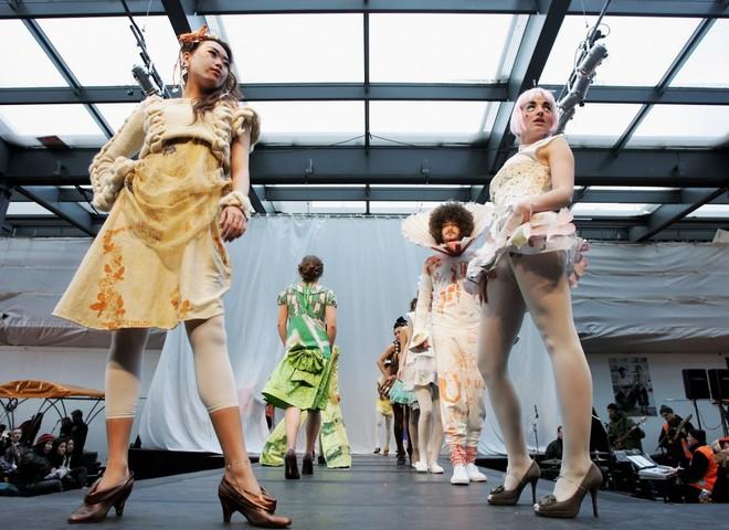 Тиждень альтернативної моди в Лондоні