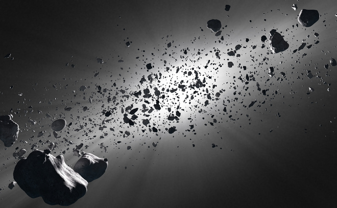 астероїдний пояс