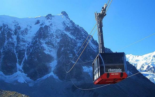 Зимний отдых: ТОП-10 самых впечатляющих горнолыжных подъёмников в мире