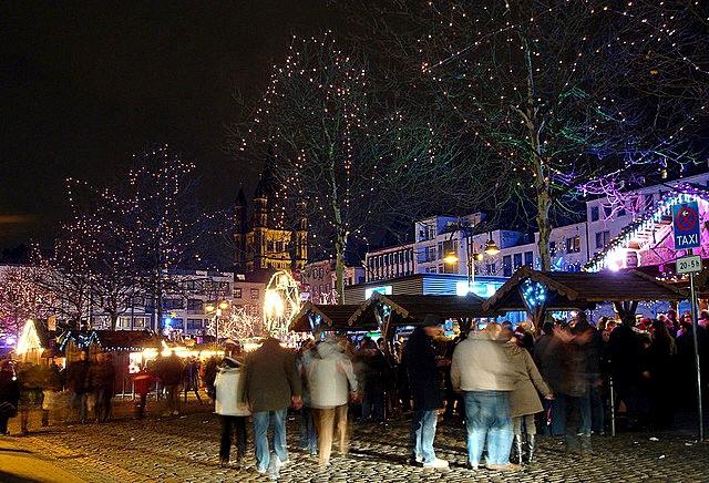 5 перших різдвяних базарів: Кельн