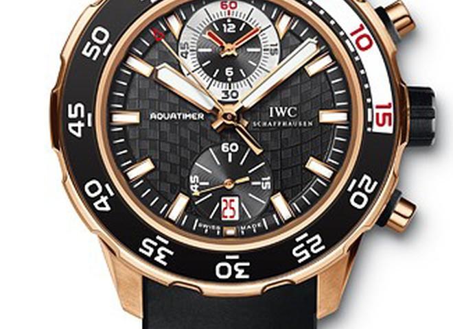 IWC представил новый хронограф