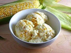 Мороженое из кукурузы